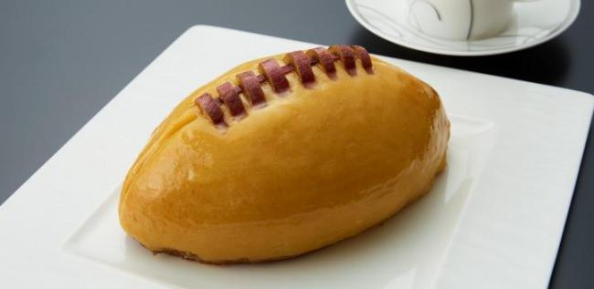 都シティ 大阪天王寺/ビッグサイズ「ラグビーボール型スイートポテト」を数量限定で発売します