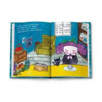 1周年を迎えた「ほんのハッピーセット」第8弾 絵本「ちびっこまじょのチット」・ミニ図鑑「恐竜」