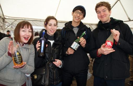 近年は訪日外国人にも大人気の「梅酒」