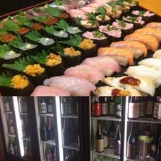お盆休みは寿司食べ放題&日本酒飲み放題!税込み4000円バージョン!