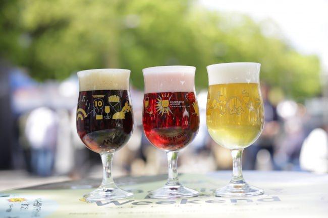 様々なタイプが魅了のベルギービール