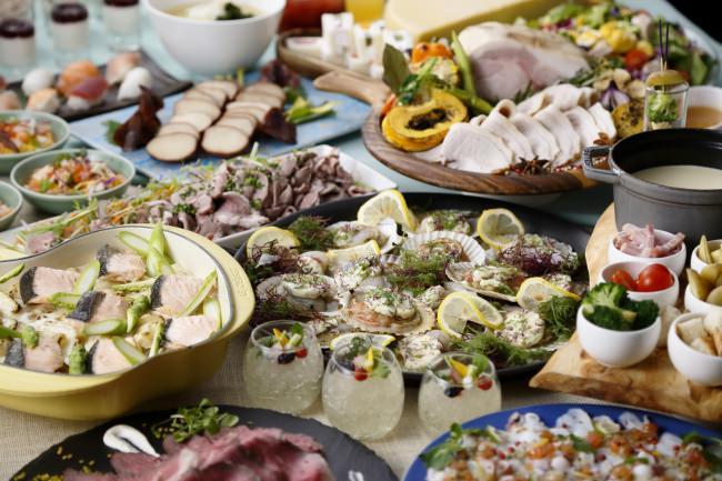 【大阪マリオット都ホテル】北の大地の美味しさが集結
