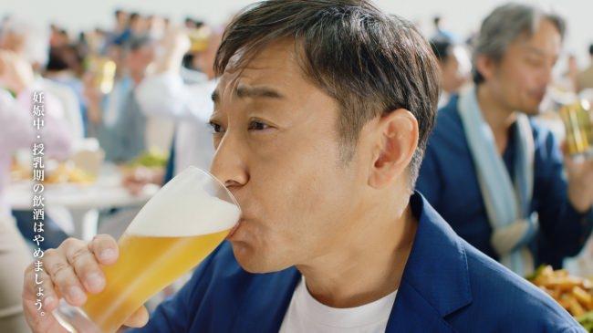 「サッポロ 麦とホップ」の新TVCMに香川照之さんがCMキャラクターとして登場!