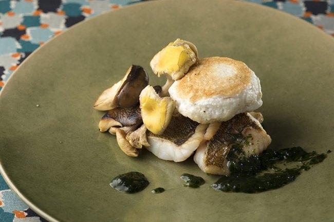 ※白身魚 薯蕷焼き~ひろめのソース~イメージ