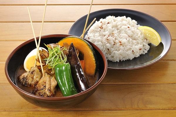 Hokkaido Soup Curry Suage 丸の内店