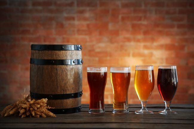 クラフトビール(イメージ)