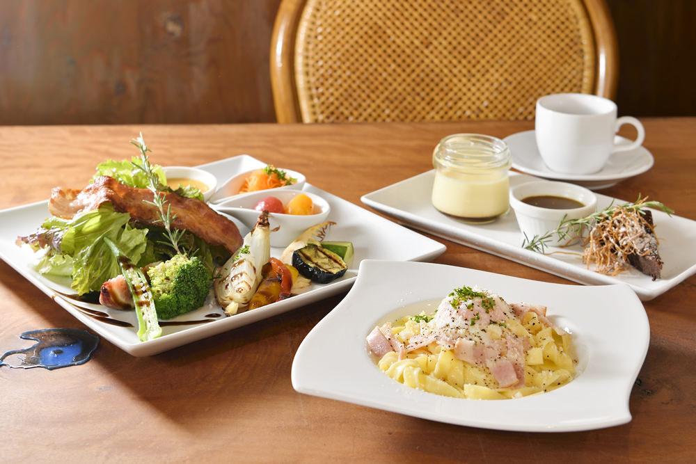 障がい者の就労支援をする「むすび森のcafe」が名古屋にOPEN! 地域交流の場として自家栽培した食材を使用したメニューを提供