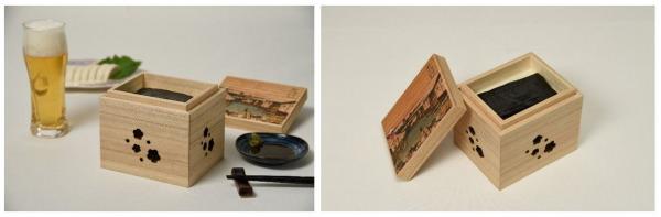 焙りたてのおいしさが家で味わえる!  山本海苔店オリジナル「焼きのり箱」9月10日販売開始  ~ちょっと贅沢な晩酌に、ひと手間かけた海苔を~