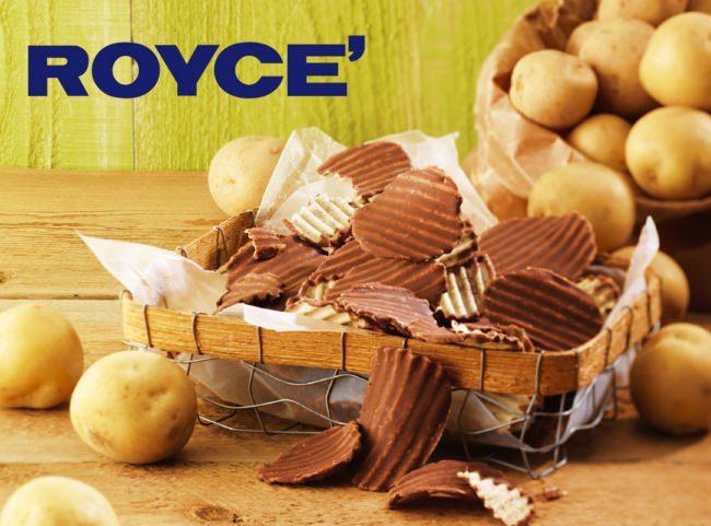 """【ロイズ】北海道・当別町産""""新じゃが""""を使った「ポテトチップチョコレート[新じゃが]」が登場!"""