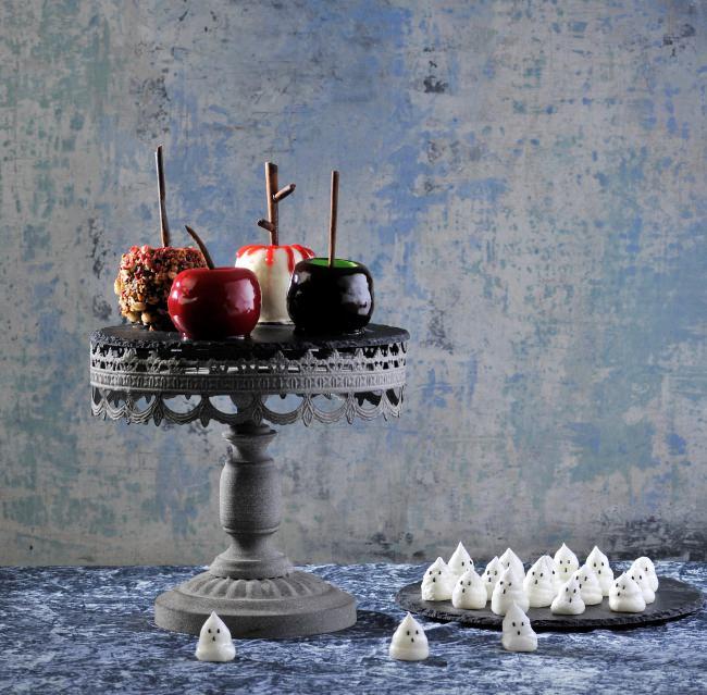 """品川プリンスホテル """"魔女が作る毒りんご""""をイメージした4種のハロウィーンスイーツを販売"""