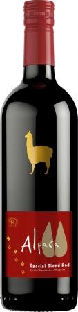 """3年連続""""輸入ワイン市場売上容量No.1※""""「アルパカ」から、「サンタ・ヘレナ・アルパカ・スペシャル・ブレンド」期間限定発売~3種類のぶどう品種が調和した味わいと華やかな香り~"""