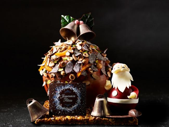 【ザ・プリンス パークタワー東京、東京プリンスホテル】開けて驚き!オーナメント型のケーキ等大切な方との記憶に残るクリスマスを演出。2019年クリスマスケーキを販売