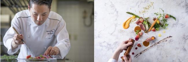 イタリア各地のミシュラン星付きレストランで修業を積んだリストランテAO シェフ小川圭祐の「シェフズナイト2019 OGAWA NIGHT」を10月18日(金) 東京青山で開催