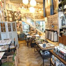 開店4周年を機に大改装!「友安製作所Café浅草橋」リニューアルオープンのお知らせ。