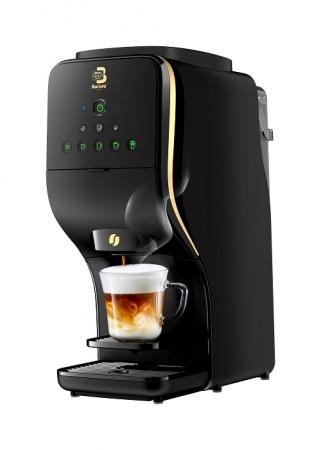 """""""日本一売れているコーヒーマシン""""から、プロが作るようなカフェラテもワンタッチで楽しめる新モデル登場!「ネスカフェ ゴールドブレンド バリスタ デュオ」 11 月1 日(金)新発売"""