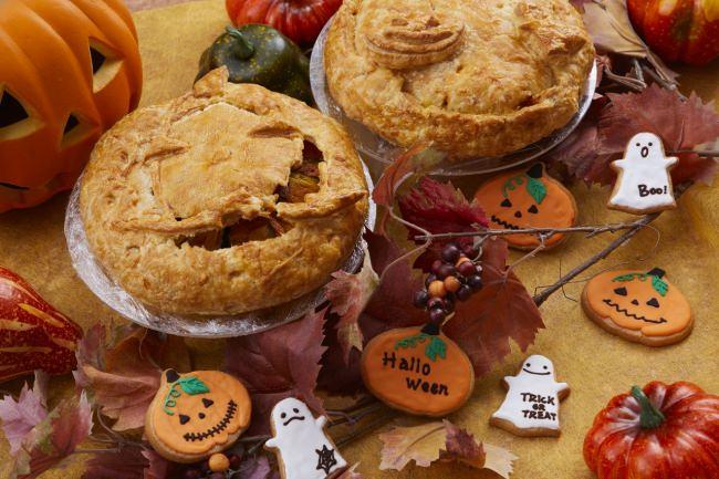 【川崎日航ホテル】親子でハロウィンスイーツ作り「パンプキンパイ&アイシングクッキー体験」