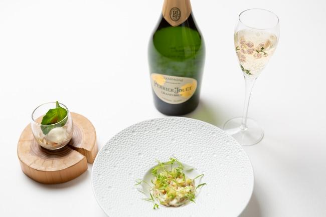 「ペリエ ジュエ」が美食の巨匠 ピエール・ガニェール氏とグローバルインフルエンサーとして契約 コラボレーションメニューを期間限定で提供