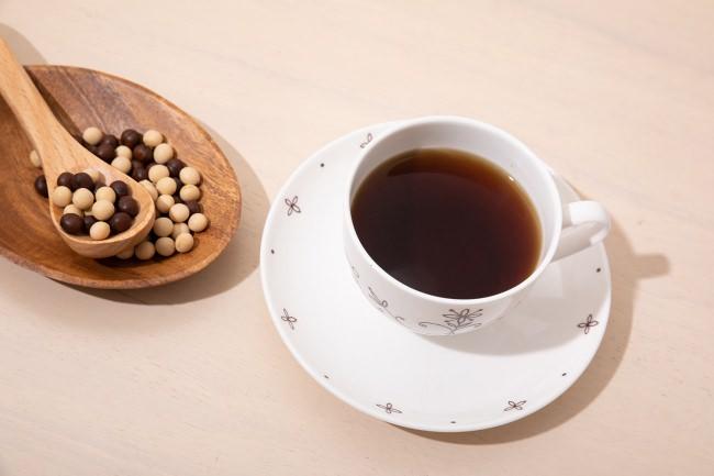 飲みやすさが魅力の大豆コーヒー。ノンカフェインで身体にも優しい。