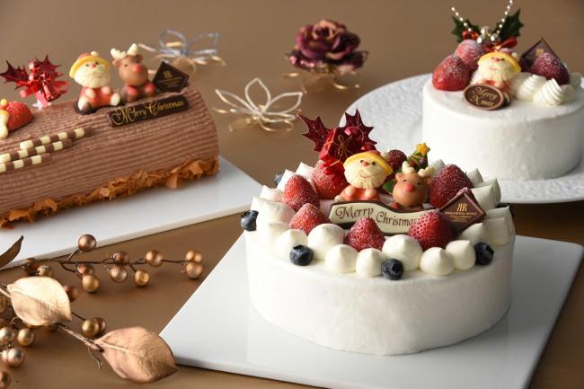 【リーガロイヤルホテル広島】リーガロイヤルホテル広島が贈るクリスマスケーキ4選『クリスマスケーキ2019』予約販売開始