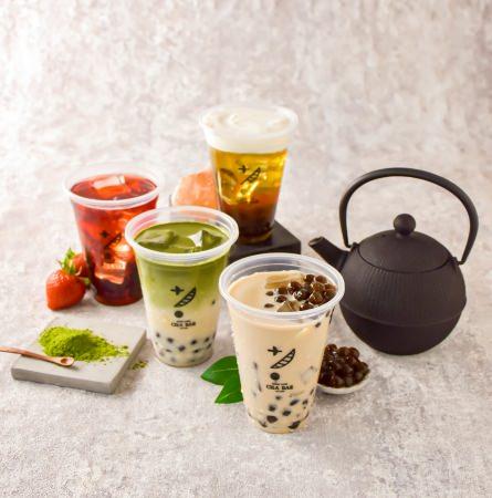 【新規出店】お茶とタピオカドリンク専門店『PEARL LADY 茶BAR』が東京駅に初出店!