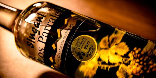 ボリビア生まれマスカットの蒸留酒「シンガニ」の試飲会開催