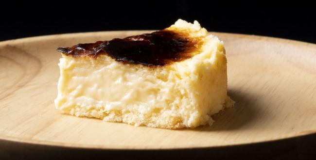 俺様のチーズケーキカット
