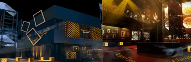 """ヴーヴ・クリコが贈る 大人のための一夜限りのハロウィンイベント【Veuve Clicquot """"Yelloween""""】特別イベントにはスペシャルパフォーマーも登場!"""