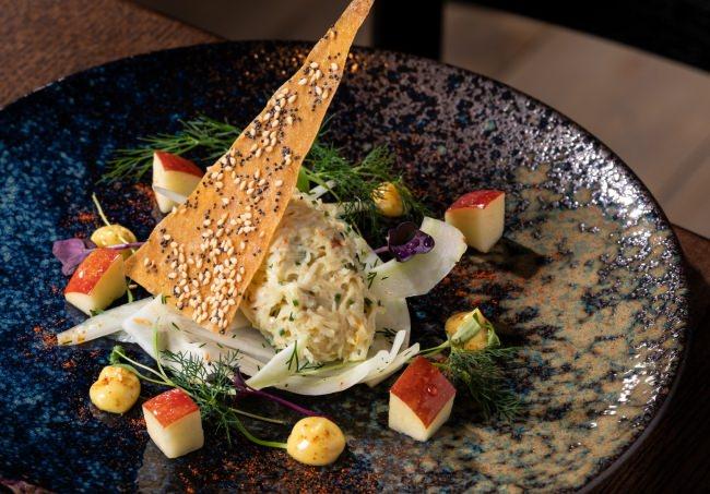 【グランドプリンスホテル高輪】「The Prince Akatoki London」のシェフが来日 2夜限りのスペシャルディナーを開催