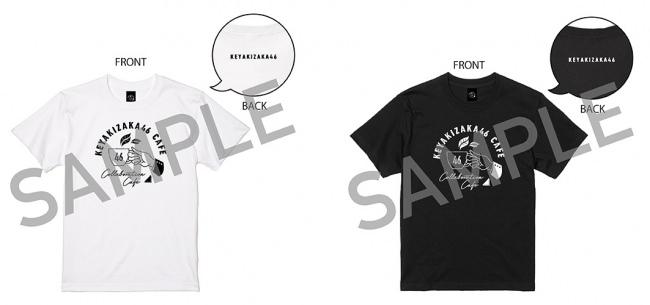 Tシャツ(ホワイト、ブラック)