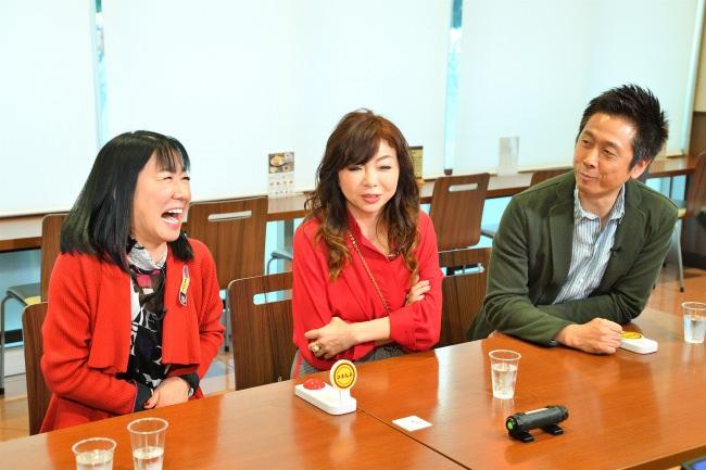 食通のV6長野博とハイヒールも絶賛!