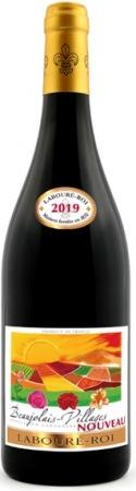 ラブレ・ロワ ボージョレ・ヴィラージュ・ヌーボー2019 ボトル