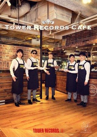 「THE GOSPELLERS CAFE」