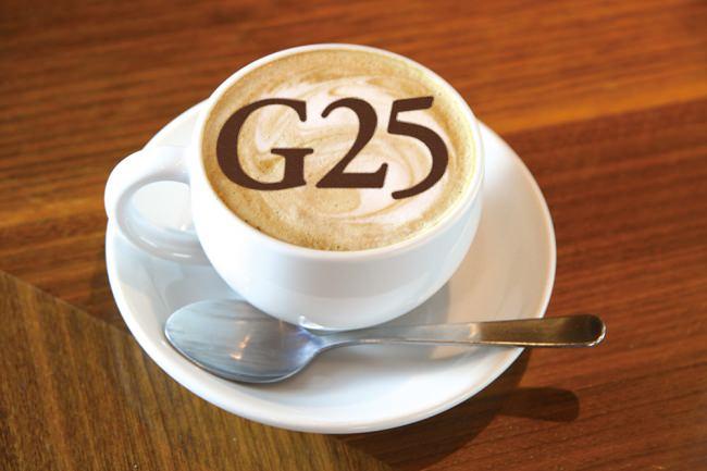 G25ラテ