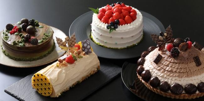 神前式場でウエディングケーキ!?原宿の森で養蜂~採蜜されたハチミツケーキ始め全4種類のクリスマスケーキが予約限定で11月1日(金)から原宿東郷記念館にて受付開始。