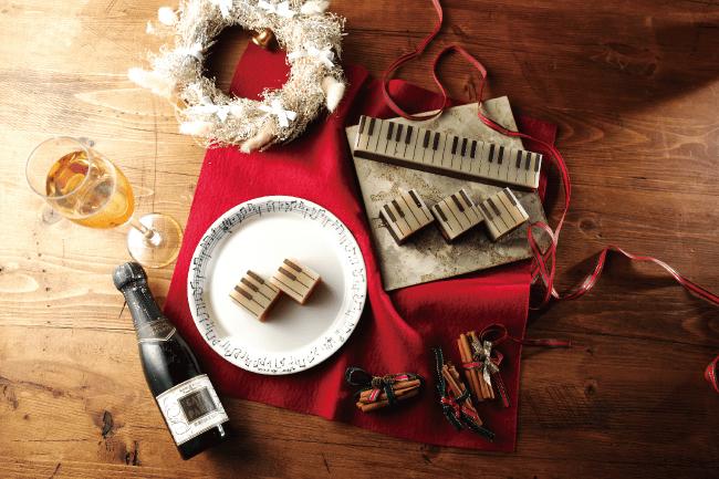 【クリスマス予約会がスタート】湯布院発のピアノスイーツ「ジャズ羊羹」は、例年大変混み合うクリスマス・年末時期の予約会をスタート。