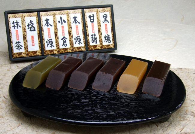 ひとくち羊羹7本セット(税込999円)
