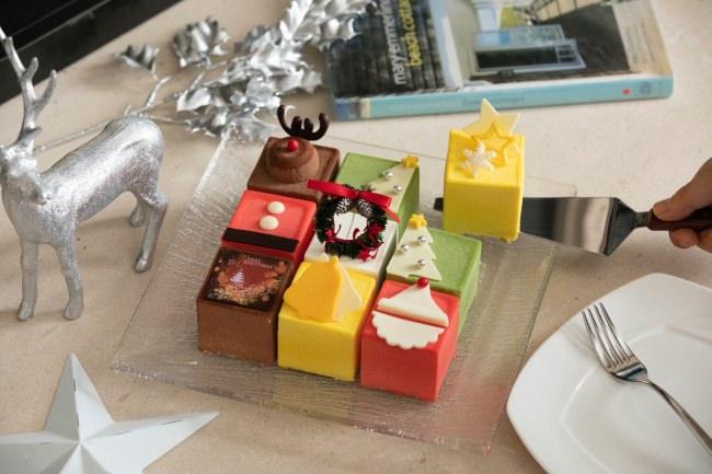 5種のアソートムースケーキ