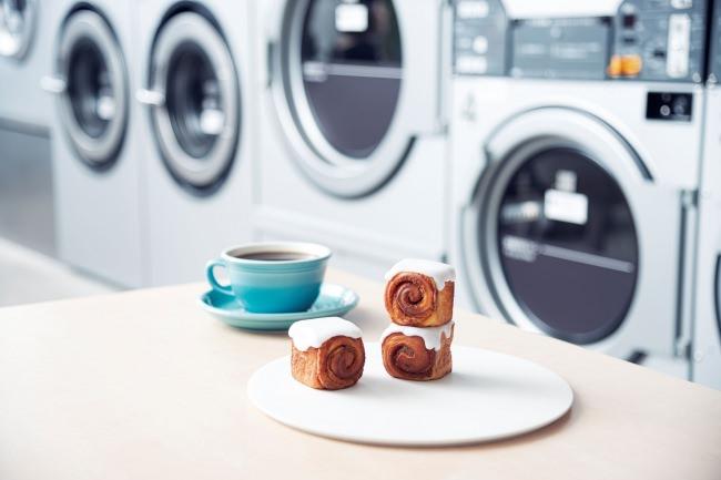 〝ランドリーロール〟新発売!CROSSROAD BAKERY × Baluko Laundry Place オリジナルブレッド2019年12月6日(金)販売開始