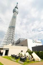 冬こそ行きたいグランピング!あったか鍋やシチューが楽しめる冬のグランピング&BBQメニューが登場!「東京スカイツリータウン®の庭」で予約を開始します。