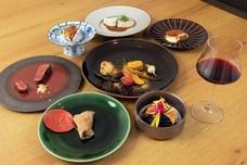 月替わりのコースで四季折々の味覚を楽しむ、イタリアンレストラン『LegaRE』が代官山にオープン!