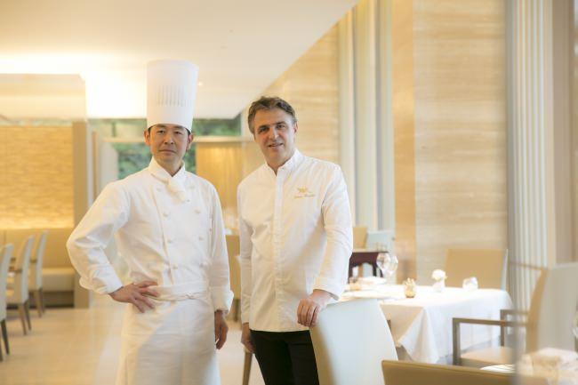 【The Okura Tokyo】フランス料理「ヌーヴェル・エポック」×パリ「ル・ガブリエル」 特別饗宴「ヌーヴェル・クラシックの世界」を開催