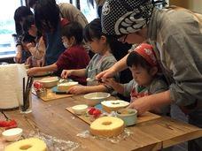 食物アレルギーでもXmasケーキを楽しもう!卵・乳製品・小麦不使用のケーキづくりワークショップを新潟市「こかげカフェ」「ちいさなほし」で開催