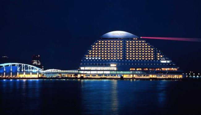 【神戸メリケンパークオリエンタルホテル】旧オリエンタルホテルから継承して25年 1月17日に公式灯台を特別一般公開