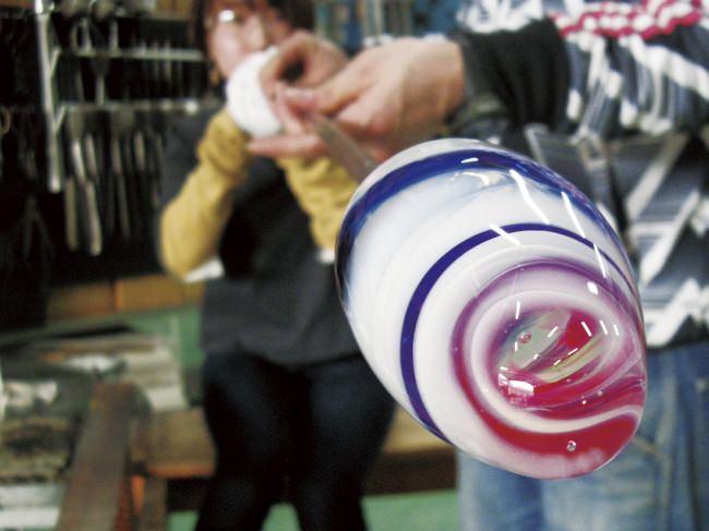体験福袋 ガラス(イメージ)