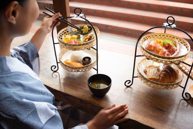 京都のおしゃれで、おいしいホテル朝食を。オリジナルの和モダン朝食販売開始。