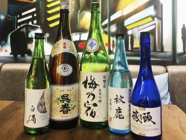 【モクシー大阪本町】厳選5銘柄の日本酒をお楽しみいただける『SAKE MATSURI 2020』を開催