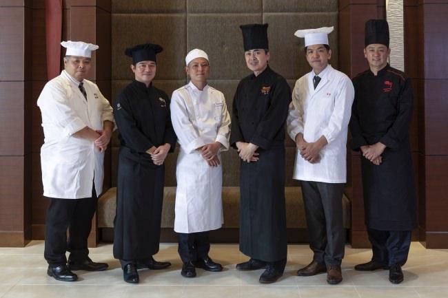 【都ホテルズ&リゾーツ】 6ホテル共同企画 中国料理 四川の饗宴 ~六人の厨士 匠の菜譜~