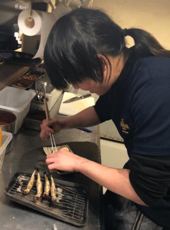 北海道内で初!特定技能「外食業」の取得!