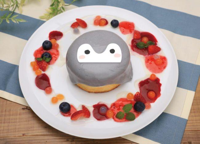デザート・パンケーキ:コウペンちゃん