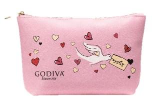 【GODIVA】バレンタインデーをスウィートに演出するゴディバ オリジナル アイテム プレゼントキャンペーンスタート!